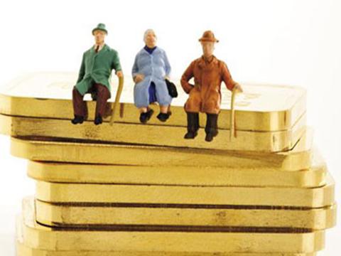 养老金占gdp_中国养老金只占GDP的7%养老金市场将在未来几十年迅速发展