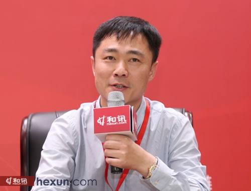 大北农集团董事、北京农信互联科技有限公司总裁薛素文