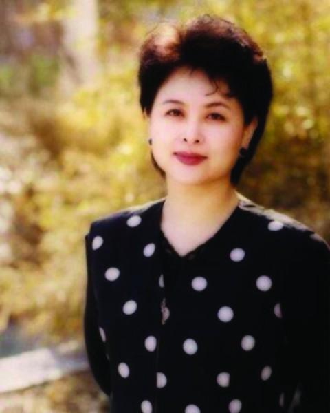 央视主持人肖晓琳病逝
