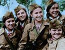 二战苏军女兵