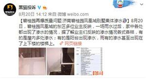 碧桂园再爆质量问题 两月内安全事故频发