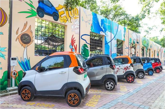 定位家庭第二辆车 宝骏新能源模式向全国推广