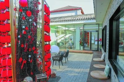 网红店装饰设计
