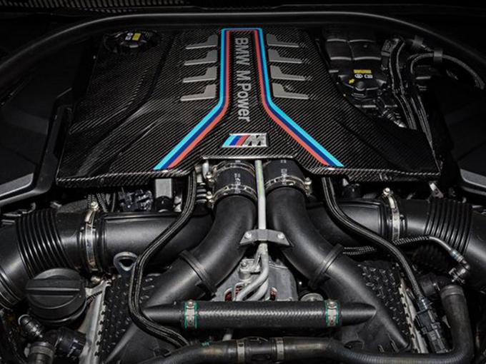 宝马新款7系性能版曝光 搭4.4T引擎/增运动套件