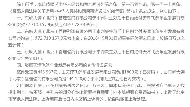 来源:北京法院审判信息网