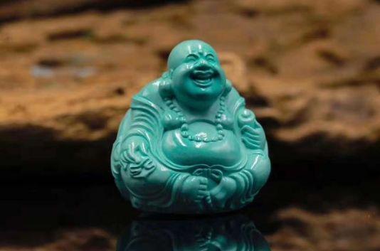 绿松石 掂一掂、听一听,瓷度永远排在第一位
