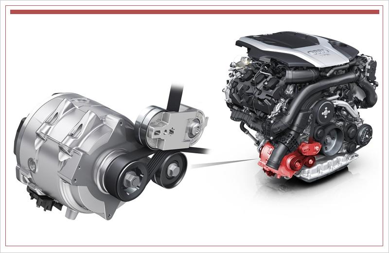 发动机节能技术盘点 48V混动系统到底是什么?