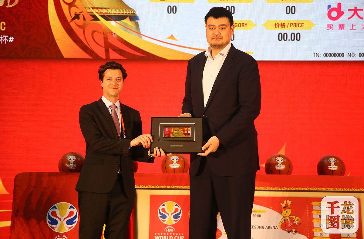 2019国际篮联篮球世界杯售票开启 32支球队套
