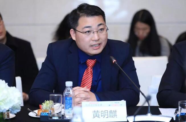 基岩资本总裁 黄明麒