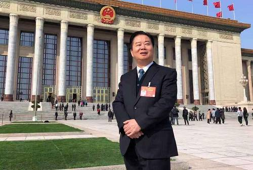 全国人大代表、禹洲集团董事局主席林龙安提交的议案,就是关于粤港澳大湾区融合及发挥香港特长等方面的内容。