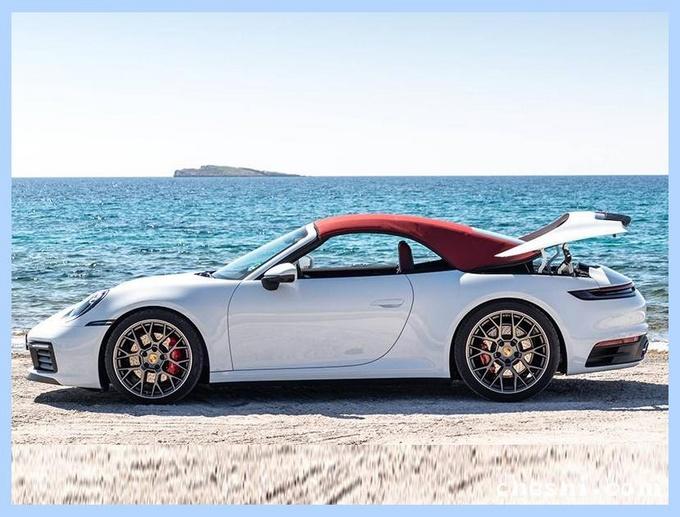 保时捷全新911街拍曝光 搭3.0T引擎/7月将上市