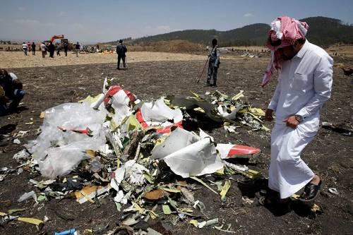 埃航失事客机惊恐时刻曝光:飞机在高空上下震荡