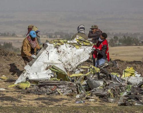 埃航数据成功提取 提供坠机现场土壤供下葬用