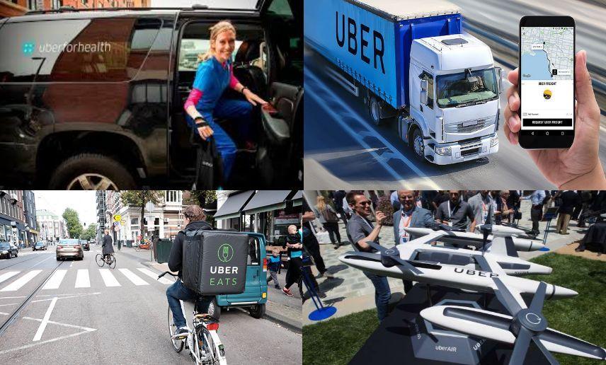 Uber、Lyft双寡头上市,傲慢的滴滴慌不慌?