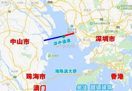 中国又一跨海超级工程创世界先例!难度不亚于港珠澳大桥