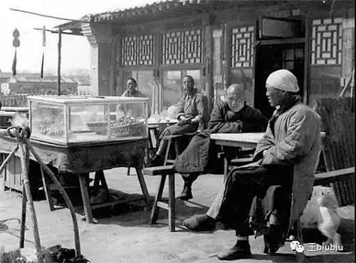 民国时期北京市井景象