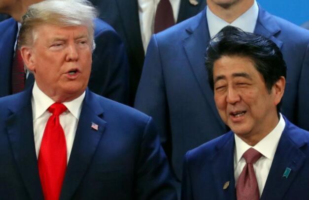 美日首轮部长级贸易谈判无果而终 安倍下周将访美|外汇平台正规排行榜
