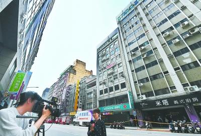 台湾花莲6.7级地震 专家:或有余震