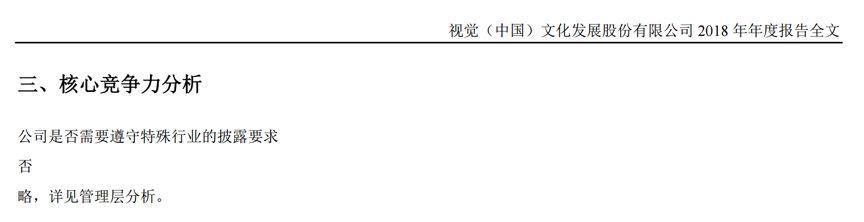 视觉中国:2018年报不再提及鹰眼 参股公司持续亏损