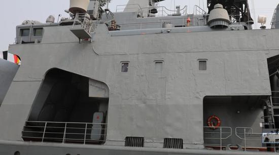 中国同时退役4艘战舰 俄军迷:这么新连锈迹都看不出