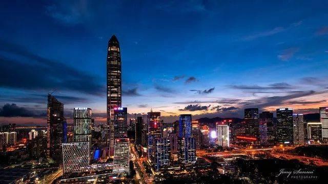 """为什么深圳是""""地球手机中央""""?其全班人都市若何悉力都不可"""