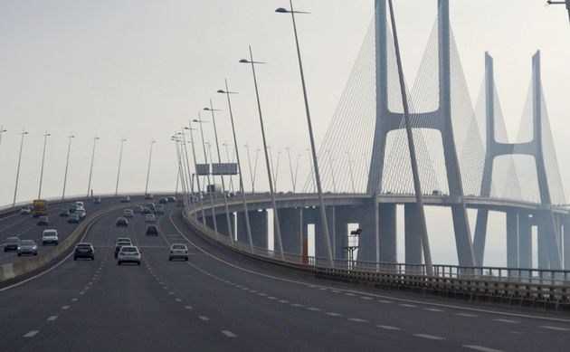 港珠澳大桥 图片来源:摄图网