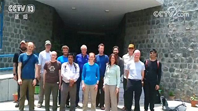 8名登山者失联!印度军方派直升机展开搜救行动