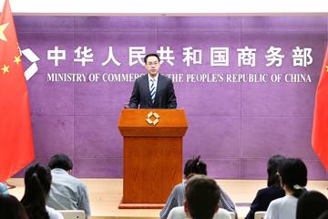 商务部:中美双方经贸团队将重启经贸磋商