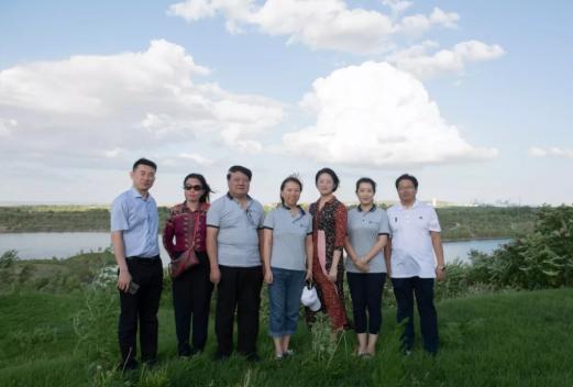 走进鄂尔多斯:龙马企投家学员参访博源集团