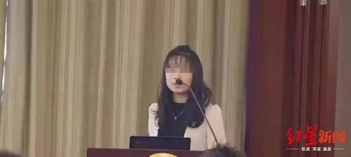 网传女主李某