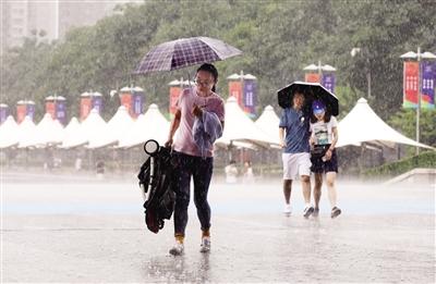 全省局地今明有暴雨