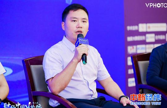 瀚德金融科技研究院执行院长杨望
