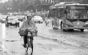 广东多地今日有暴雨                                                  省水利厅派出3个督导组赴一线指导防汛工作