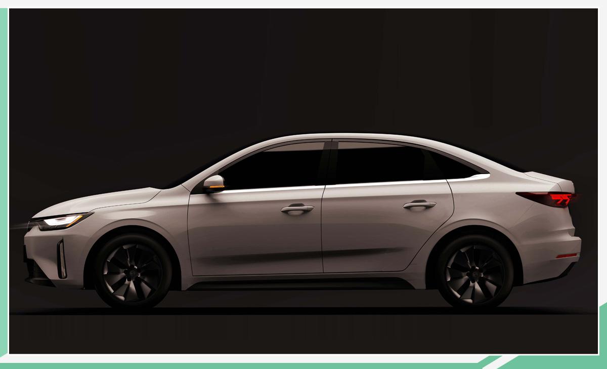 威馬推全新7系轎車 綜合續航超700km/2021年上市