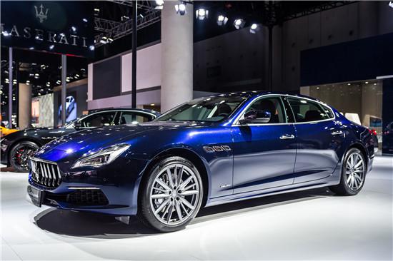 总裁尊贵蓝全球限量版车型