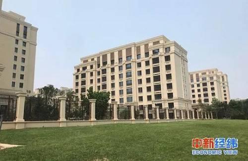 资料图 北京一小区外景 中新经纬 薛宇飞 摄