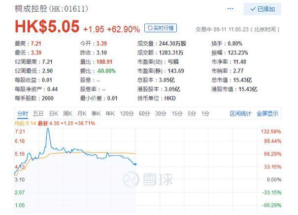 桐成控股拟更名火币科技控股,一度暴涨逾132%,火币被指主导多种虚拟币发行融资