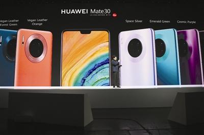 5g:华为发布第二代5G手机