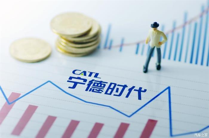 净利润增长50% 宁德时代发布业绩预告