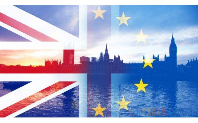 英国脱欧协议达成 英镑兑美元站稳1.28关口