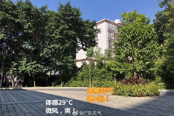 广东周末天晴干燥清远等地森林火