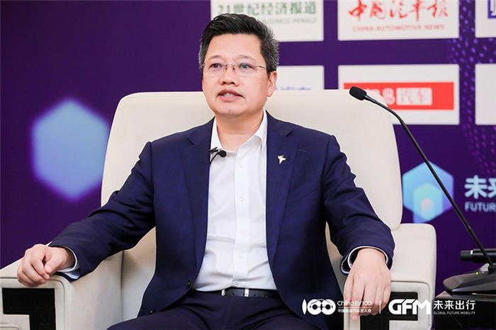 于德翔:特來電兩層防護充電網可降低電動汽車燒車事故率