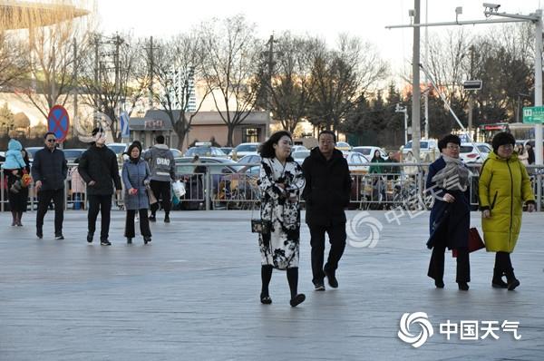 """内蒙古今明气温先降后升 9日""""全能""""冷空气带来风雪沙尘降温"""