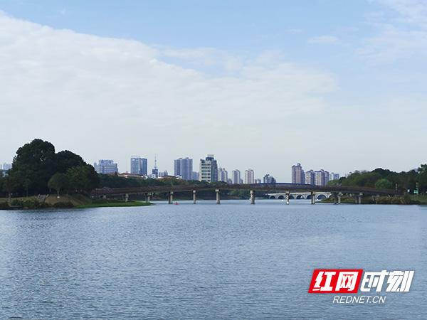 美丽中国 潇湘华章丨常德穿紫河