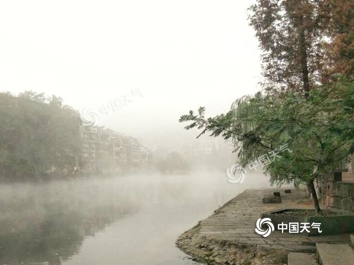 湖南今起三天降水继续偏少 需警惕气象干旱