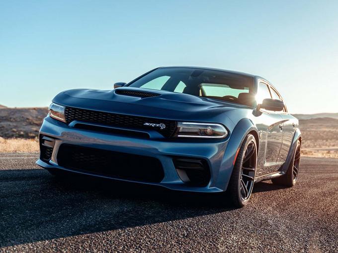 道奇新款Charger售价曝光!搭V6引擎/明年交付