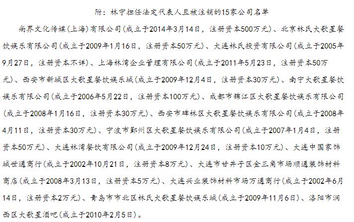 """每日经济信休16点丨王思聪母亲林宁18家公司全被刊出或吊销;董明珠:""""中国只有商人异国企业家""""hg0088官网言论刺痛了吾们;刷手支付来了,亚马逊申请掌纹识别新专利"""