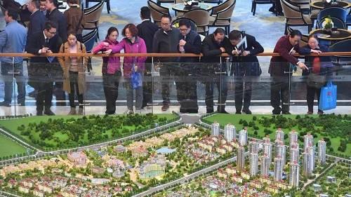 """回到我们常说的口径――""""标准意义上的楼盘"""",你会更加感受到:中国住宅的市场空间仍然巨大。"""