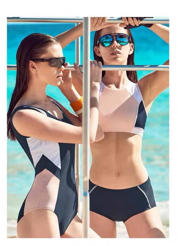 深度剖析范德安MIX系列,经典时尚泳衣如此造就