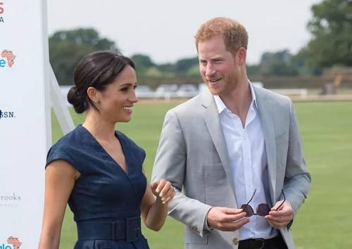 近日,哈里梅根夫妇宣布辞去王室公职(图/图虫创意)
